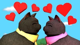 Roblox Animation - SIR MEOWS A LOT GOES ONLINE DATING!?