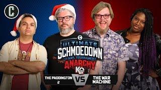 Anarchy Tournament! Atchity/Duralde VS Machine/Walton - Movie Trivia Schmoedown