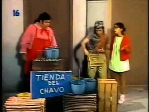 El Chavo Del Ocho - Aguas Frescas (Completo)