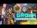 Paladins Pro   Grohk Commentary : Totemic Ward Grohk!   G2 Vex30