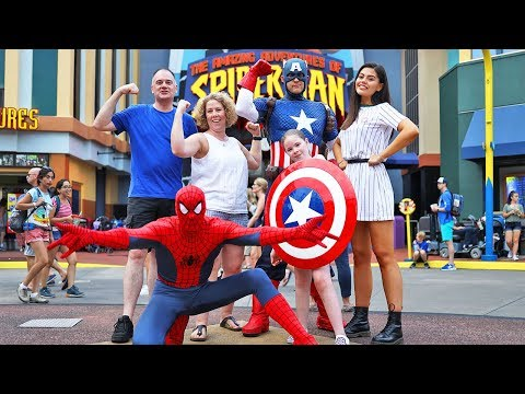 I CAN'T BELIEVE WE WENT ON THESE RIDES... UNIVERSAL ORLANDO FAMILY VLOG