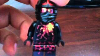 Lego Ninjago NRG Cole Review