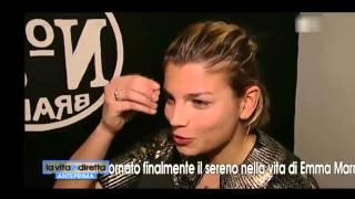 Intervista Emma Marrone La vita in diretta