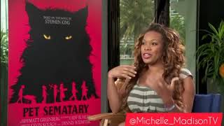 'Pet Sematary' Cast Interview