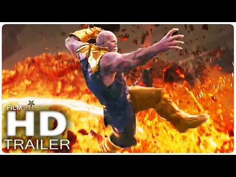 AVENGERS INFINITY WAR: All Trailer Clips in Chronological Order (2018)