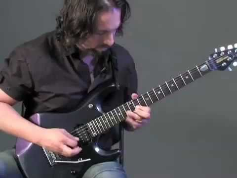 John Petrucci Under a Glass Moon Solo