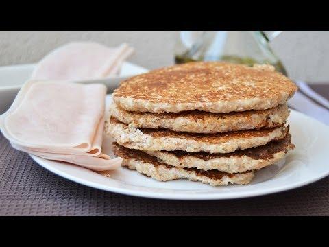 Tortitas de Avena  | Receta para dietas