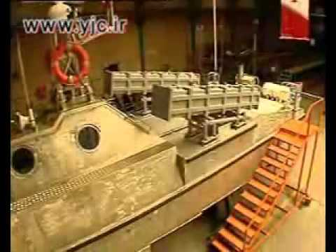 I.R. Iran's fast attack boats production lines - Seraj and Zolfaqar (part 2)
