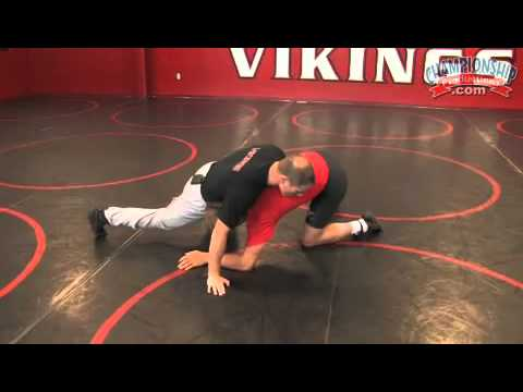 Championship Practice Drills for Wrestling Image 1