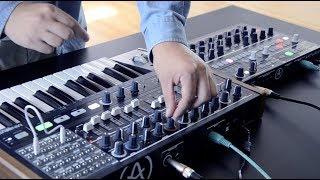 Arturia DrumBrute Impact & Arturia Minibrute 2 Madness pure analog sound !!!