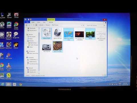 Windows 8 - How to use USB drive