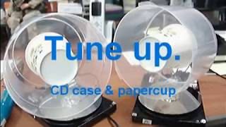 HDD Speaker(tune up)