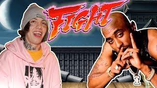 Lil Xan VS. Tupac... Fight!