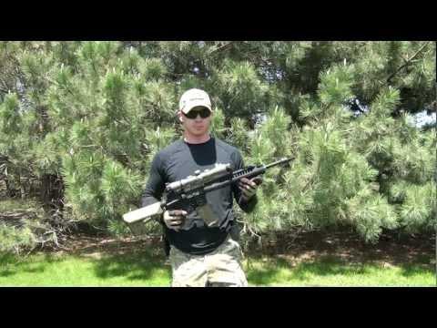 LWRC M6A5 SPR
