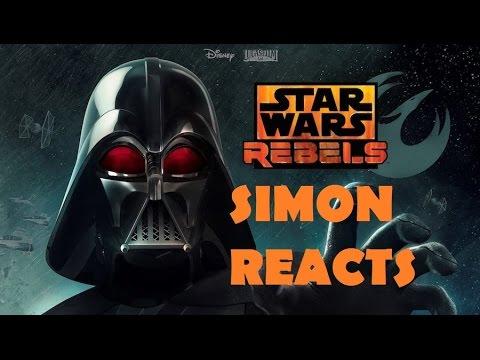 Star Wars Rebels - Season 2 - Twilight of the Apprentice - Reaction