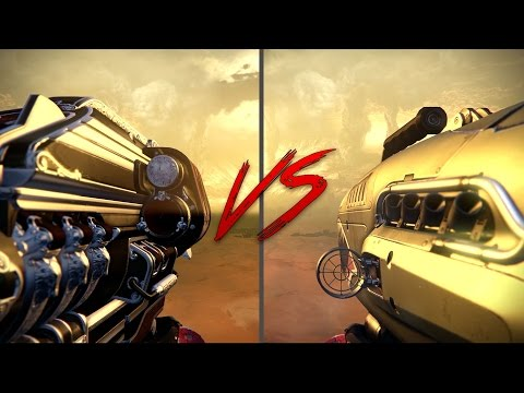 Destiny In Depth - Gjallarhorn Vs Dragon's Breath: Damage Comparison (Surprise SURPRISE!)