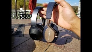In-depth Comparison: Sony WH-1000Xm2 vs. Bowers & Wilkins PX