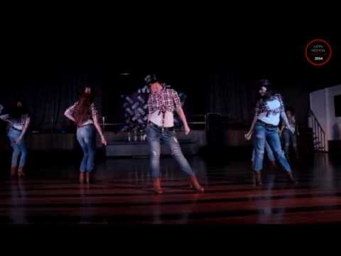 "Latin Motion Show Cup 2014 - ""Bandidas"" (Latin Motion)"