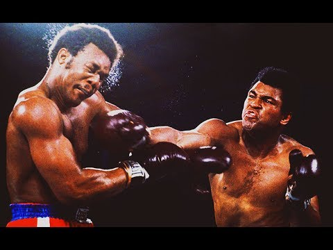 Muhammad Ali vs George Foreman (Highlights)
