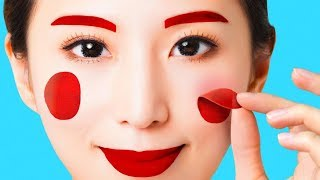 MONEY SAVING TIPS EVERY MAKEUP ADDICT NEEDS TO KNOW  from 5-Minute Crafts GIRLY