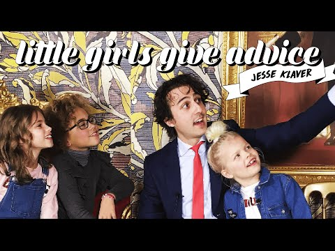 Jesse Klaver krijgt advies van meisjes (5-11 jaar) | Cosmopolitan Nederland