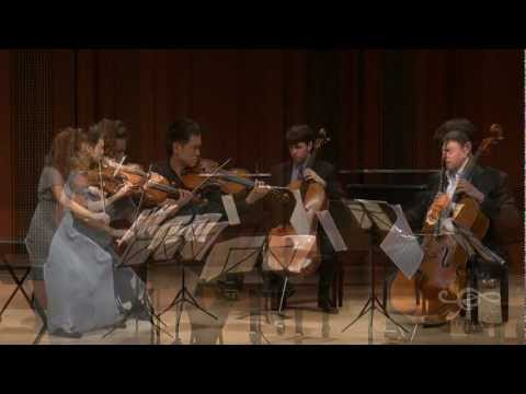 """Camerata Pacifica — Wiegold, """"Earth, Receive an Honoured Guest"""""""