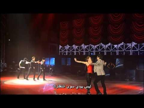 SS3 DVD DongHae EunHyuk - I wanna love you Arabic sub