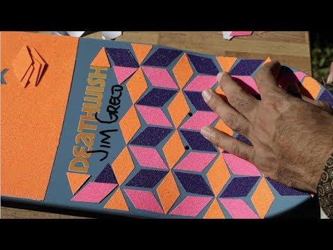 How To Make Griptape Art With Daniel Magaña