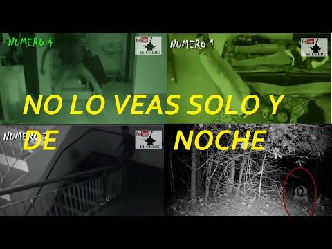Top 7 Los mas escalofriantes ataques de fantasmas. Nuevos videos del 2017