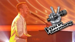 How He Loves - Patrick Jakucs | The Voice | Blind Audition 2014