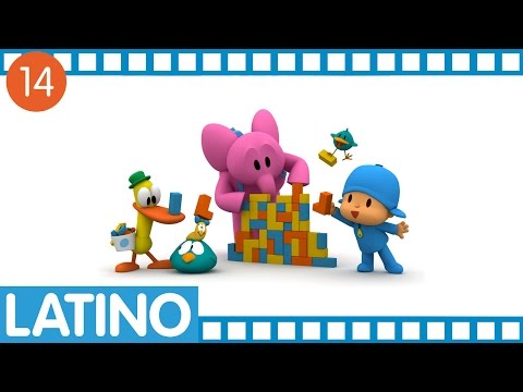 Pocoyó en español para América Latina Ep.01-04 (S02E01-04)