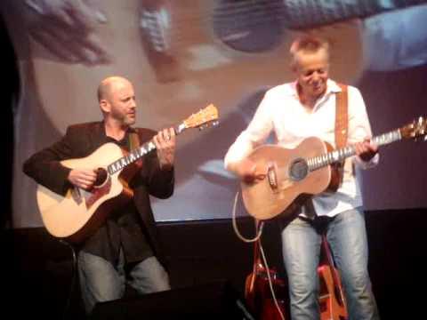Adam Rafferty and Tommy Emmanuel - Superstition (1/2)