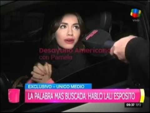 Lali Espósito habló del escándalo en la que se vio envuelta en Jujuy