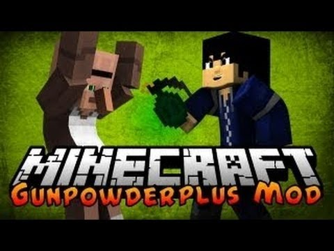 Minecraft Mods: More Explosives Mod (Mod Showcase & Download)