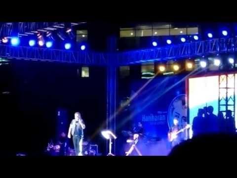 Hariharan in Infosys Pune live concert - bharat desh