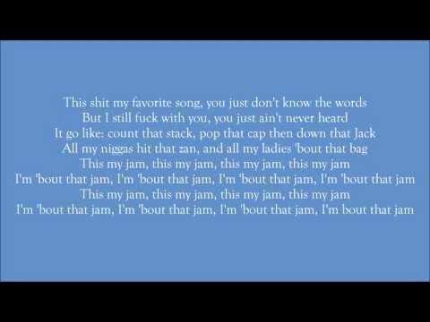 Chance the Rapper (feat. Childish Gambino) //  Favorite Song // Lyrics // 1080p HD