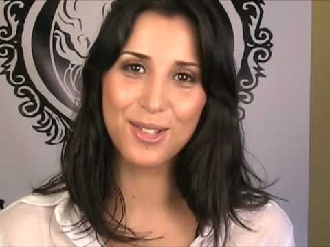 Acné y maquillaje piel grasa - Makeup for oily skin, covering acne with makeup
