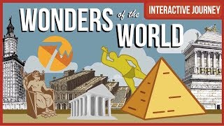 Explore the 7 Ancient Wonders of the World: Interactive Journey