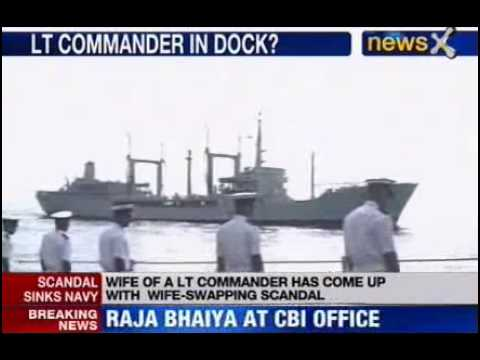 News X : Another Sex Scandal Hits Indian Navy video