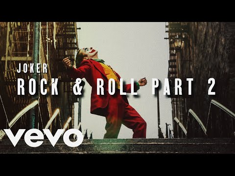 Joker Music Video  Rock amp Roll Part 2 - Gary Glitter