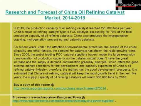 China Oil Refining Catalyst Market 2014 Research Analysis