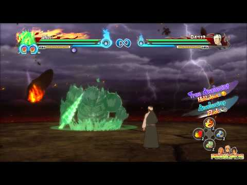 Naruto Shippuden Ultimate Ninja Storm Revolution - Shisui Moveset (1080p) video