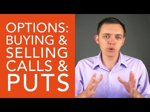 Buying put options on etrade