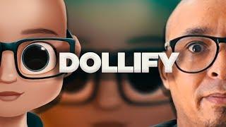 COMO FAZER A NOVA FEBRE DA INTERNET! DOLLIFY.