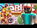 BEST TRADE EVER!! | Pokémon Brick Bronze [#4] | ROBLOX