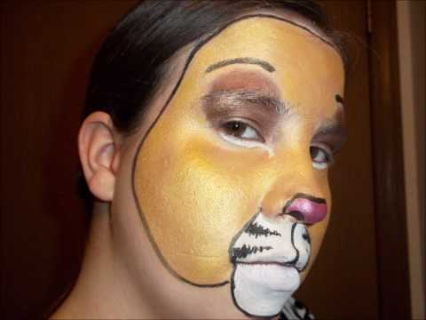 Lion_King_Face_Painting http://wn.com/Simba_Lion_Cub_Face_Painting_Tutorial_%7C_Marvelous_Masks_Chicago_Face_Painters