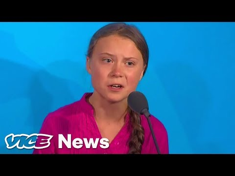 Greta Thunberg Rips World Leaders at the U.N. Over Climate Change