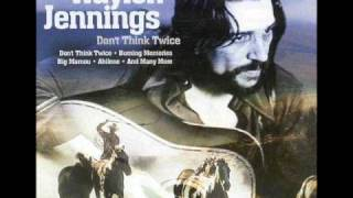 Watch Waylon Jennings Grey Eyes You Know video