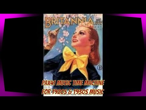 1930's Big Band Music Mix Continues - 8 songs