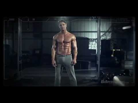 Greg Plitt Abs Workout (Military Fitness Transformation)